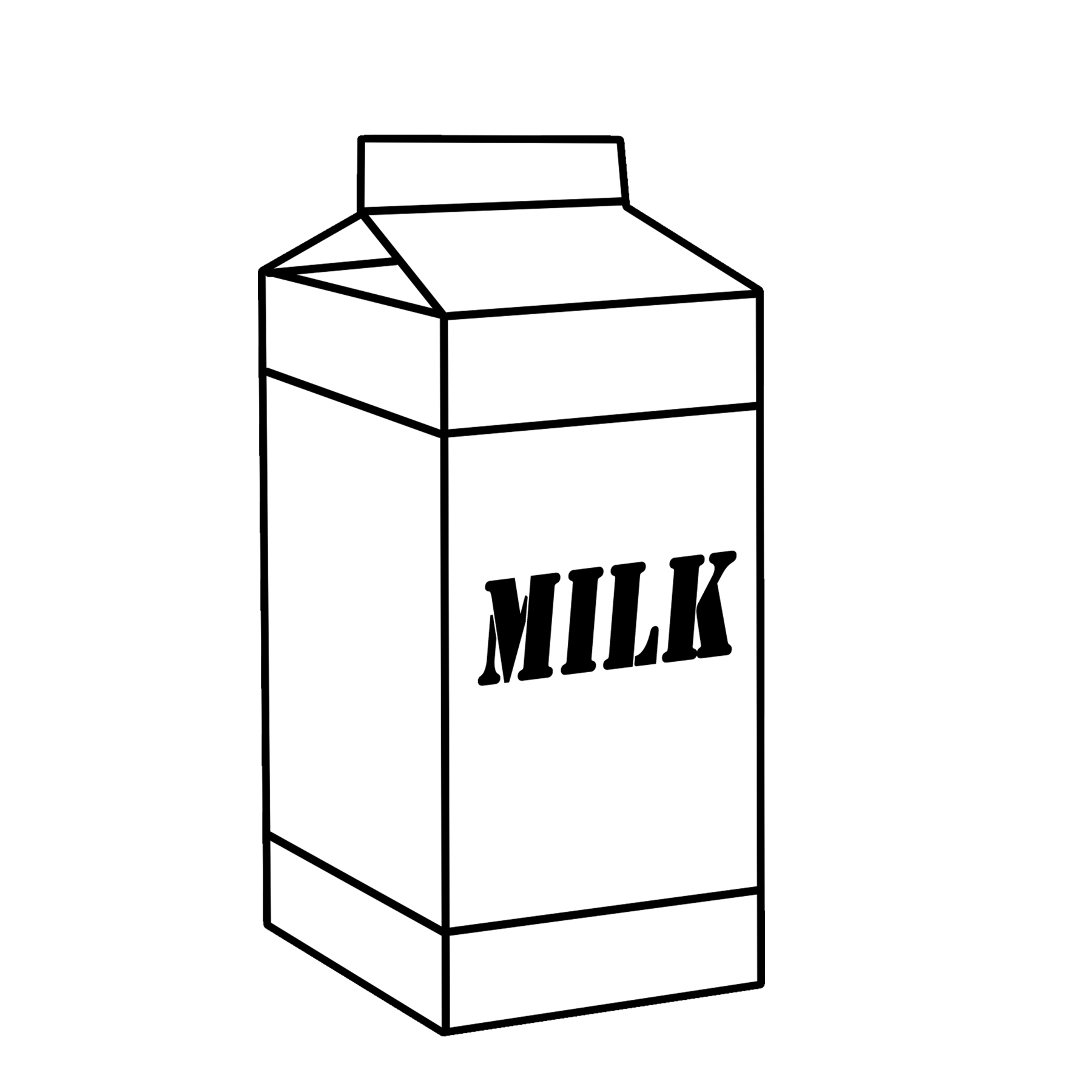 Milk Clipart Dairy Graphics.