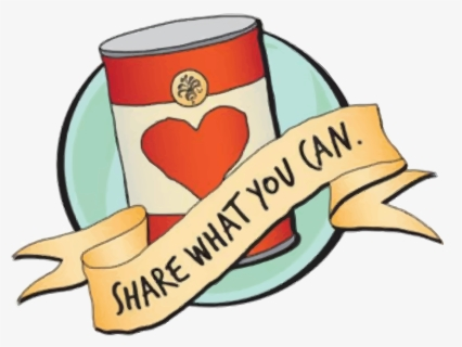 Free Food Drive Clip Art with No Background.