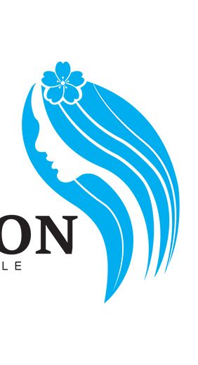 Are you Find a Perfect Girl hair logo Design for your Business, then.
