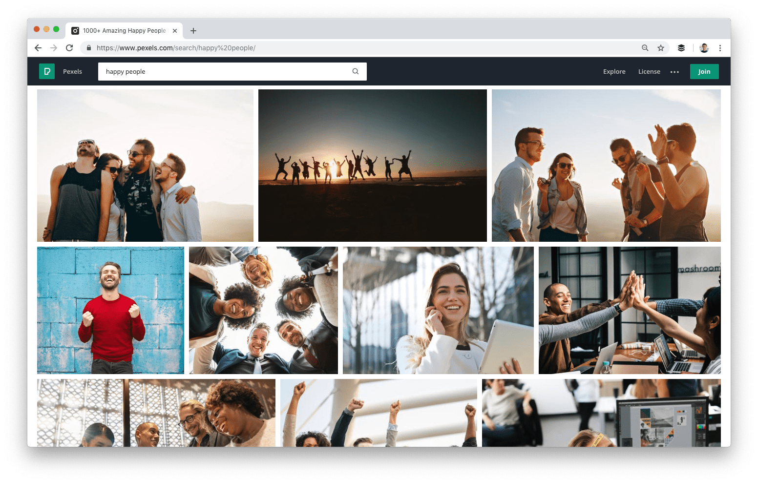 24 Sites to Find Free Images You Would Actually Use for Your Marketing.