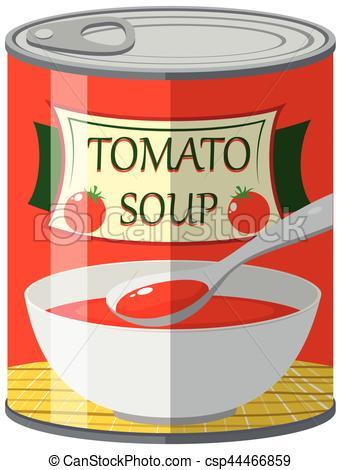 Can soup clipart 2 » Clipart Portal.