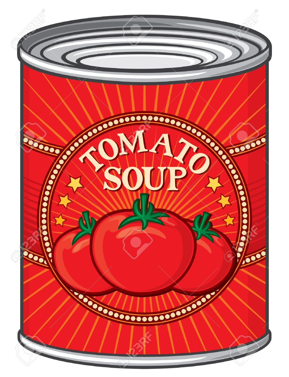 Can soup clipart 7 » Clipart Station.