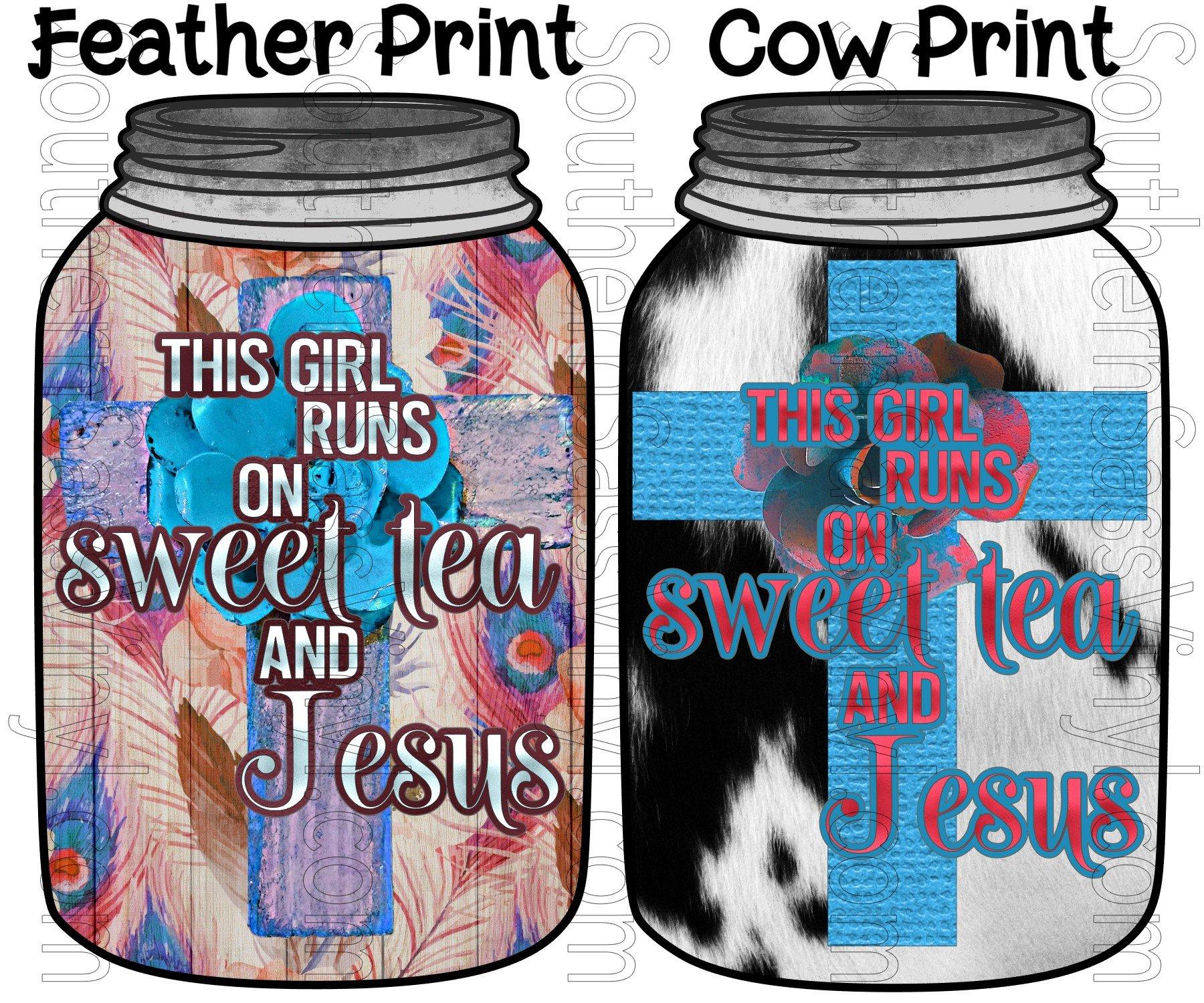 Sweet Tea & Jesus.