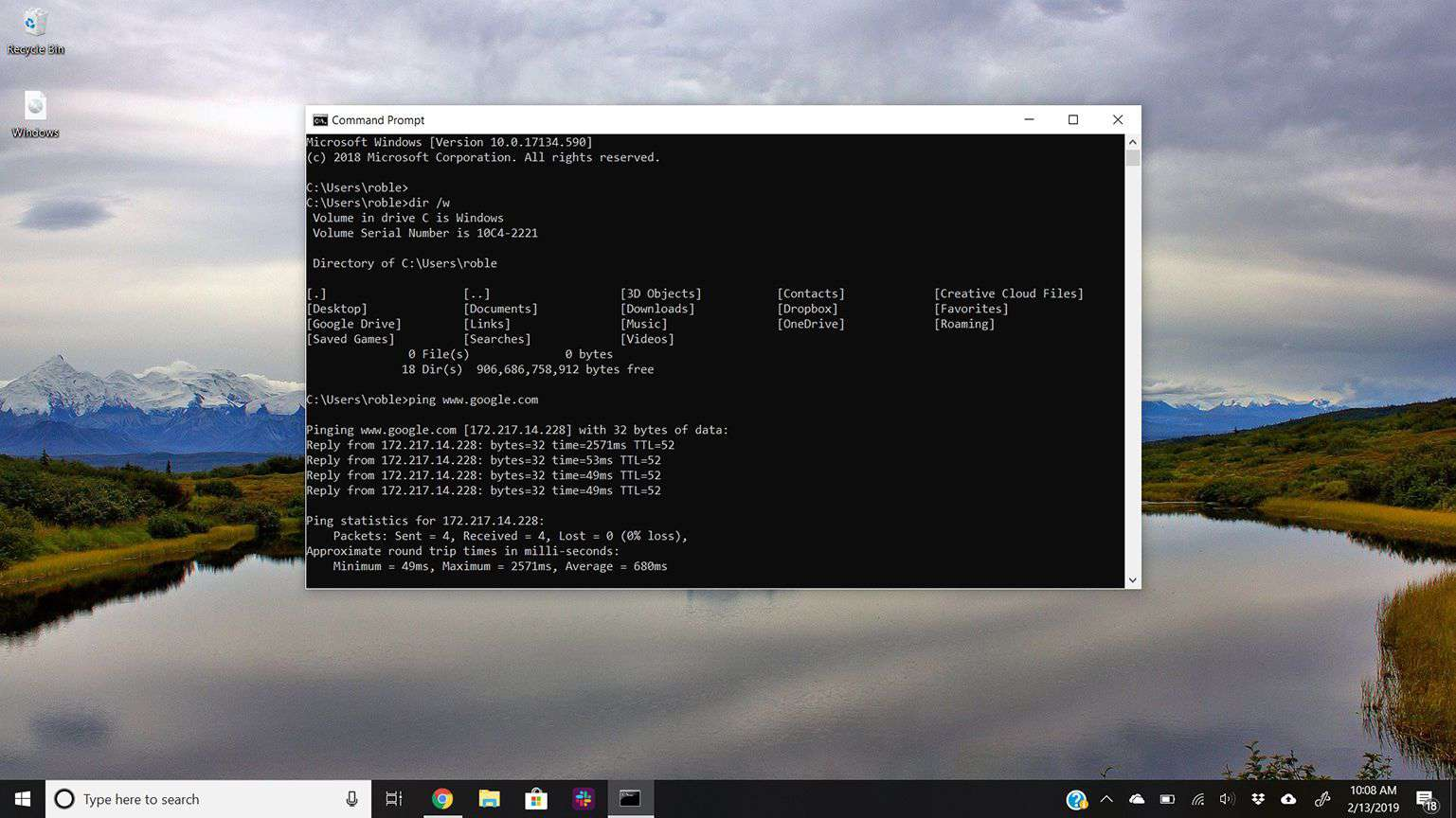 How to Open Command Prompt (Windows 10, 8, 7, Vista, XP).