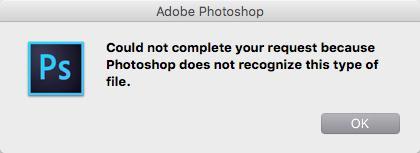 Photoshop update.