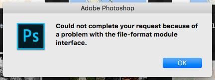 KMZ file won't open in Photoshop.