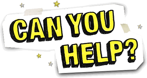 Help needed clipart Transparent pictures on F.