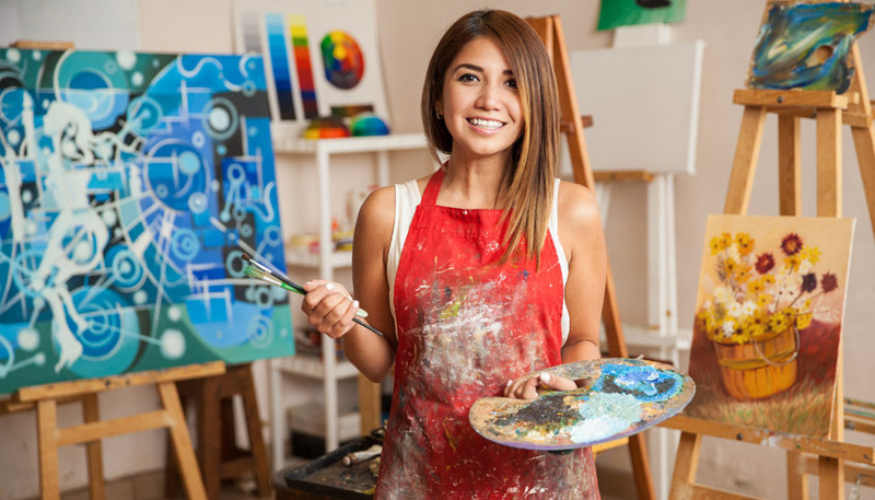 41 Best Options to Make Money with Your Art Online.