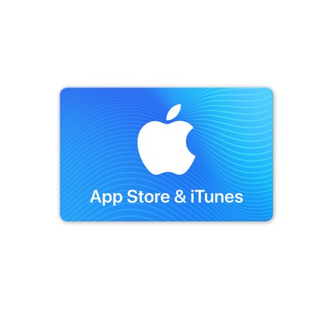 $50 App Store & iTunes Gift Card (Email Delivery).
