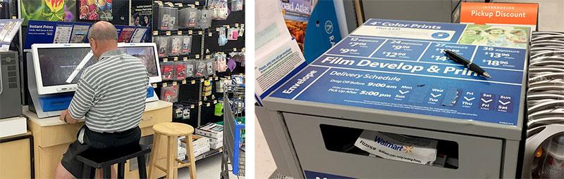 Walmart Photo Center Pros & Cons.