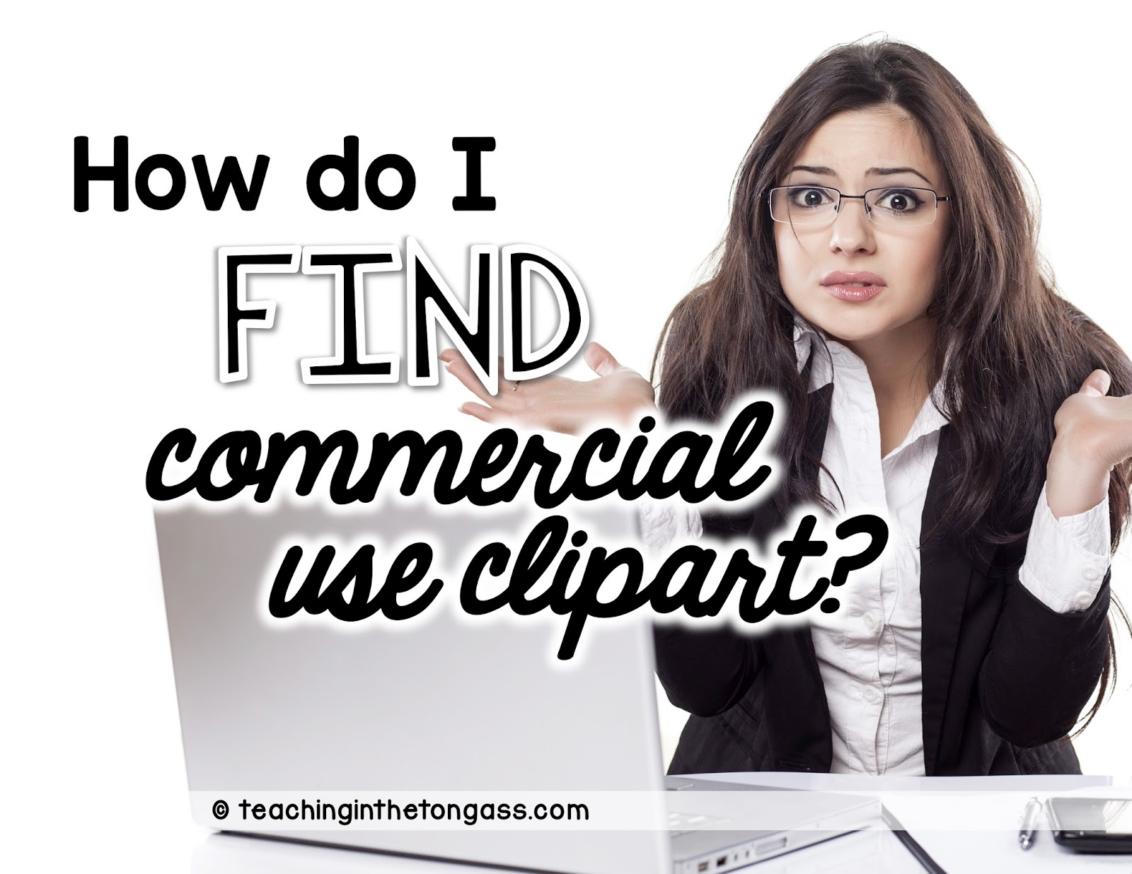 Finding Commercial Use Clipart.