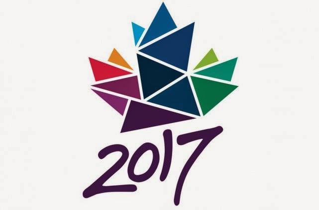 Canada 150 Logos.