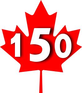 Canadian Sesquicentennial.