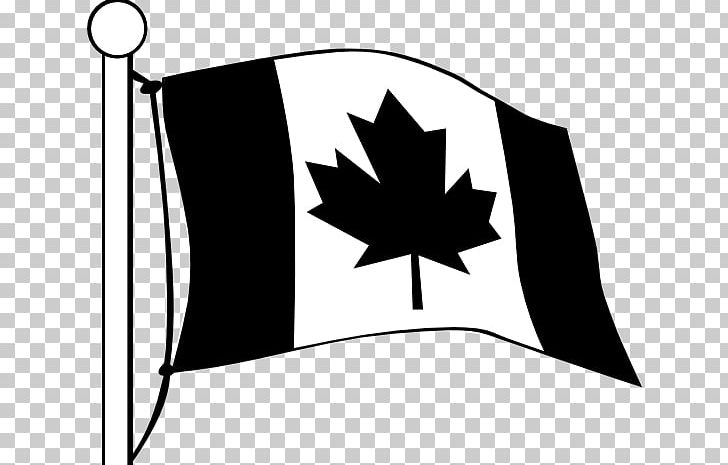 Flag Of Canada PNG, Clipart, Black And White, Canada, Clip , Flag.