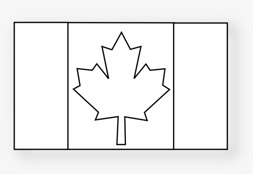Canadian 2 Black White Pinterest Flag Drapeau Flagartist.
