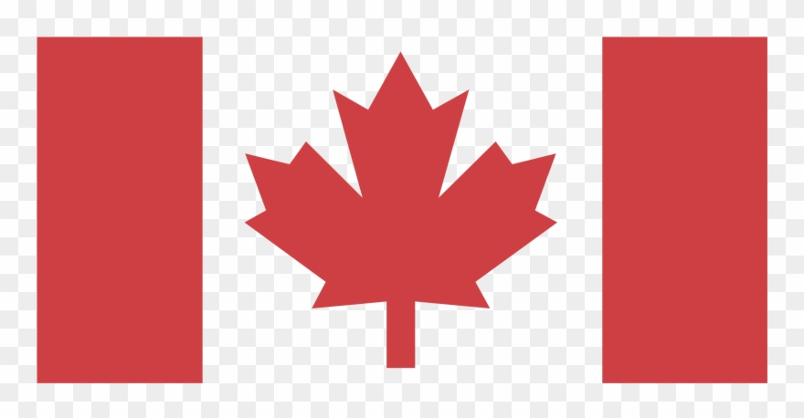 Canada Flag Black And White Clipart (#1851732).