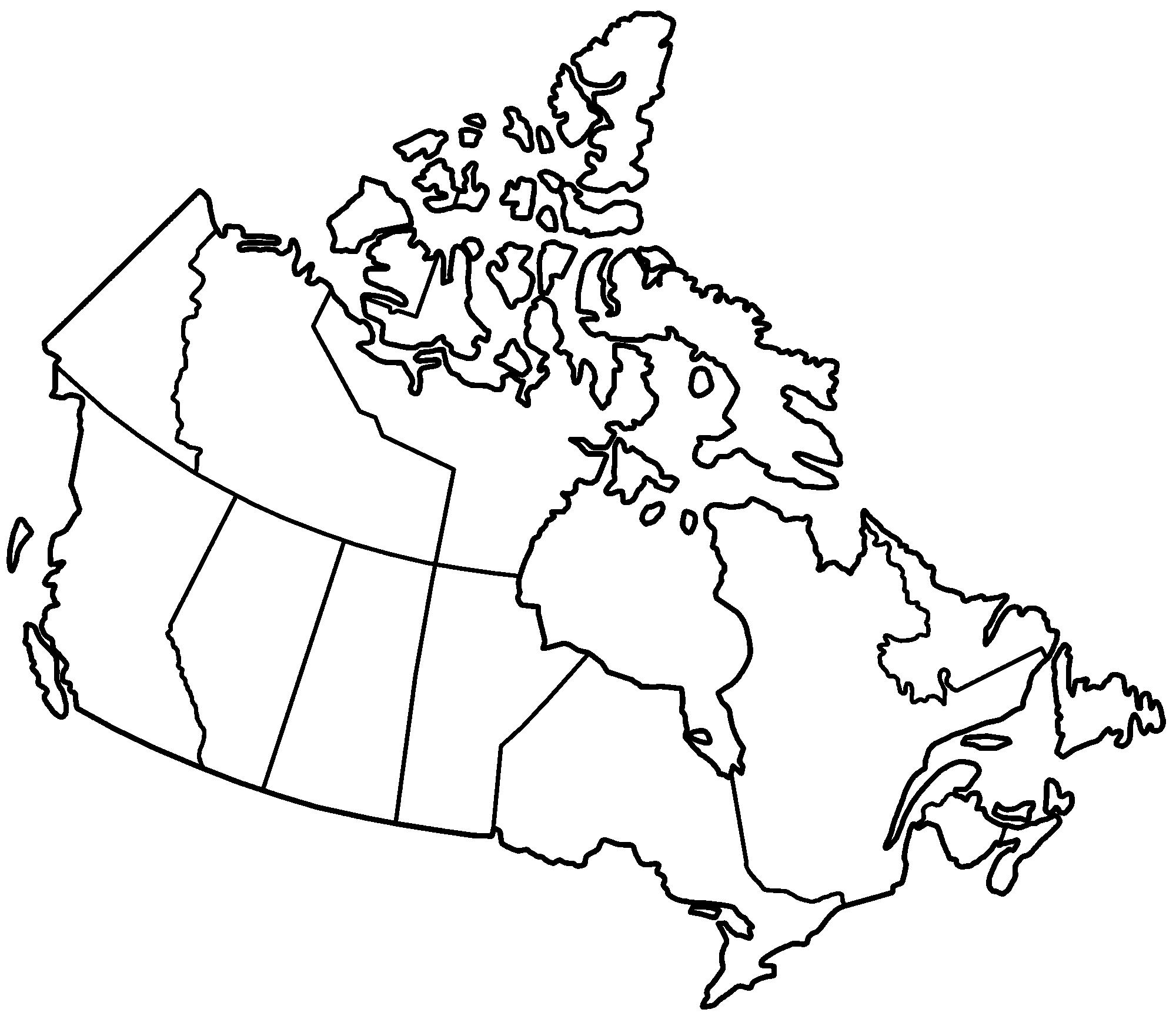Of Canada Blank.