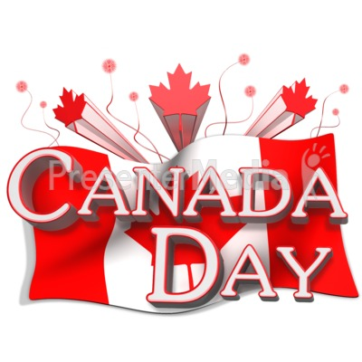 Canada day clipart 3 » Clipart Station.
