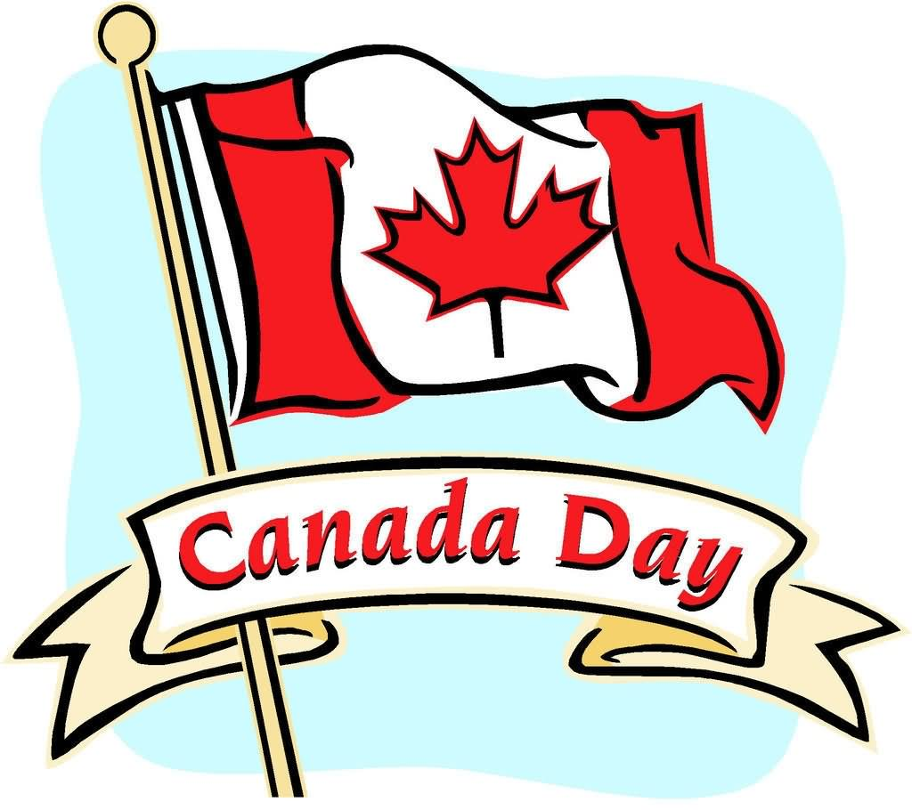Canada Day Clipart Picture.