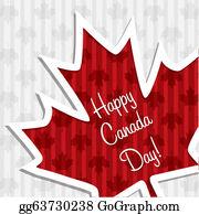 Canada Day Clip Art.