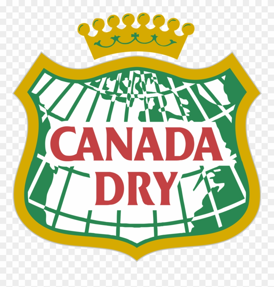 Canada Dry Ginger Ale Logo Clipart (#127159).