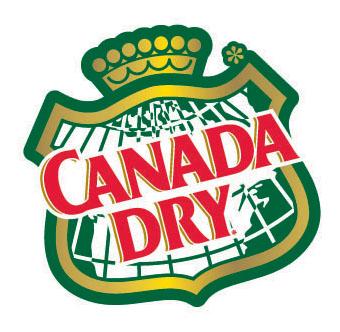 Canada dry Logos.