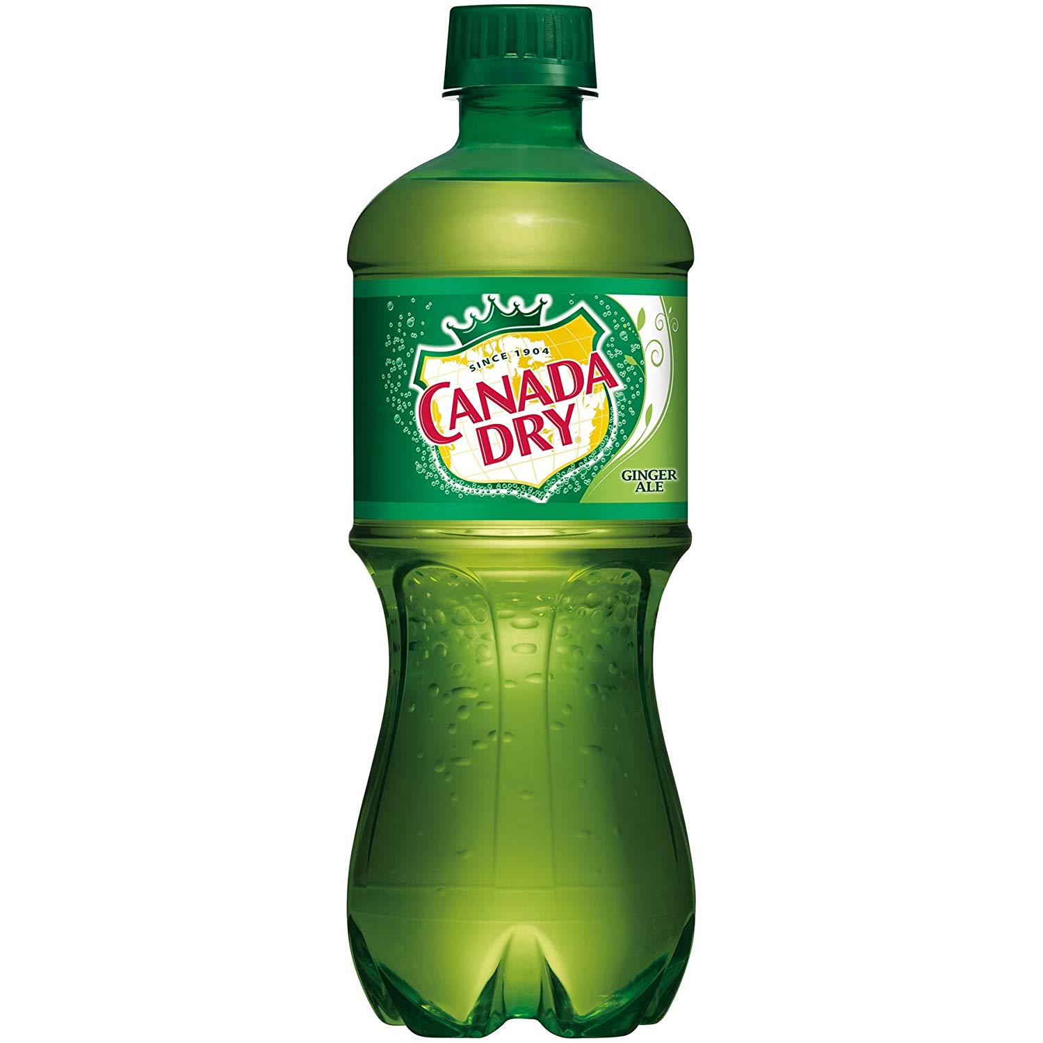 Canada Dry Ginger Ale 20 Oz.