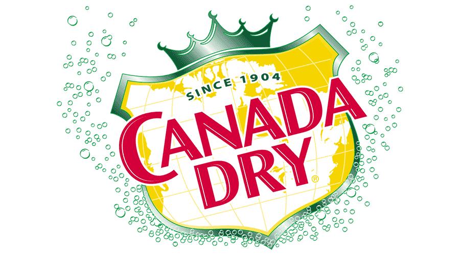 Canada Dry Vector Logo.