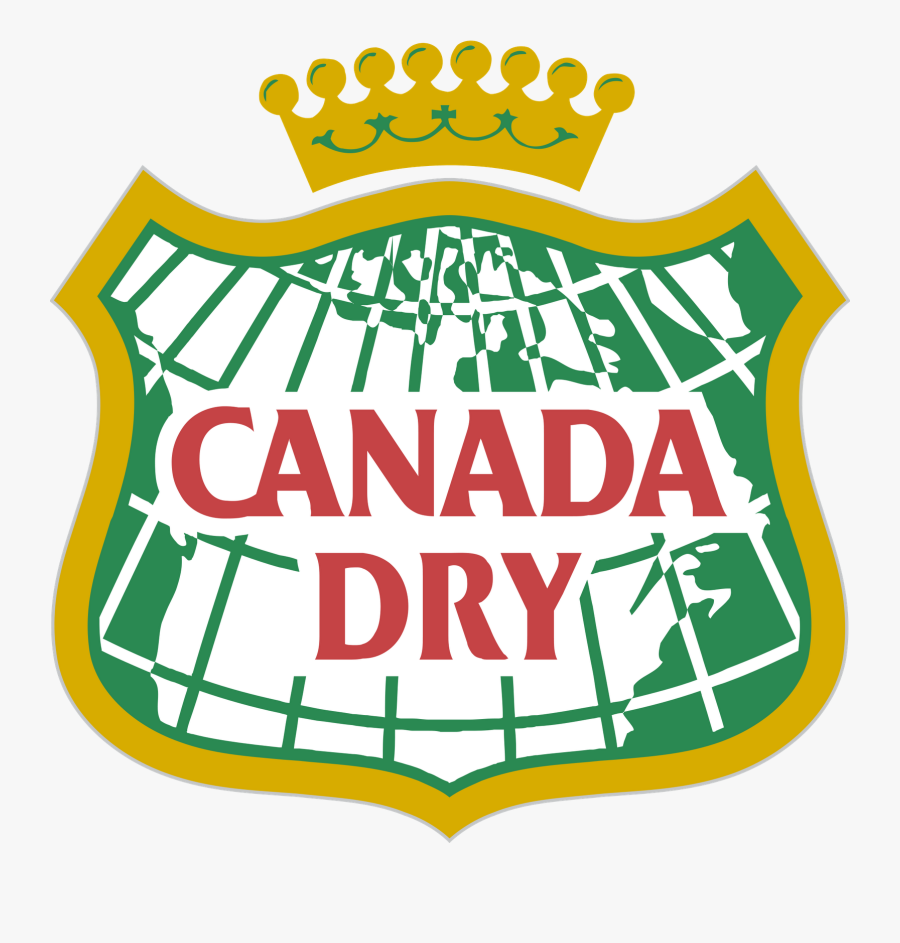 Canada Dry Ginger Ale Logo , Free Transparent Clipart.