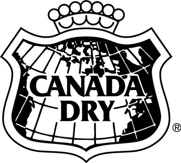 Canada dry logo Free vector in Adobe Illustrator ai ( .ai.