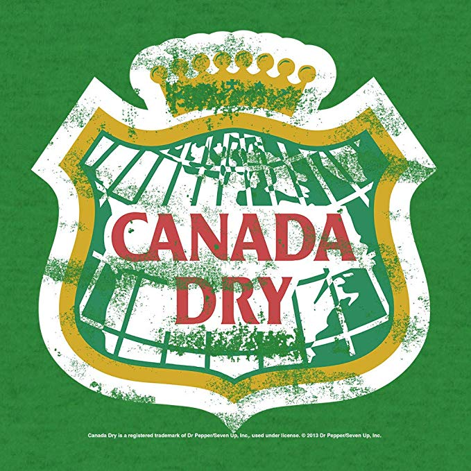 Tee Luv Canada Dry T.