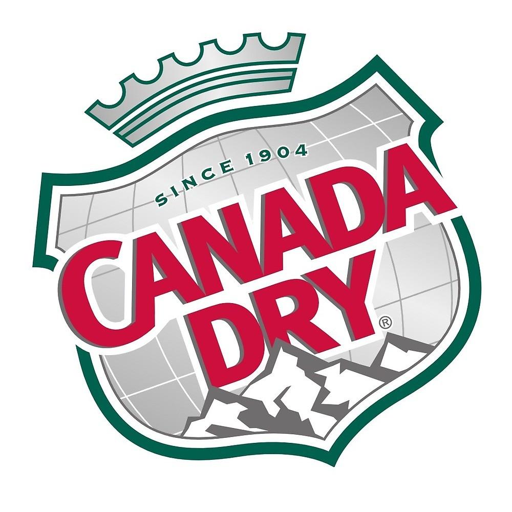 Canada Dry Logo\
