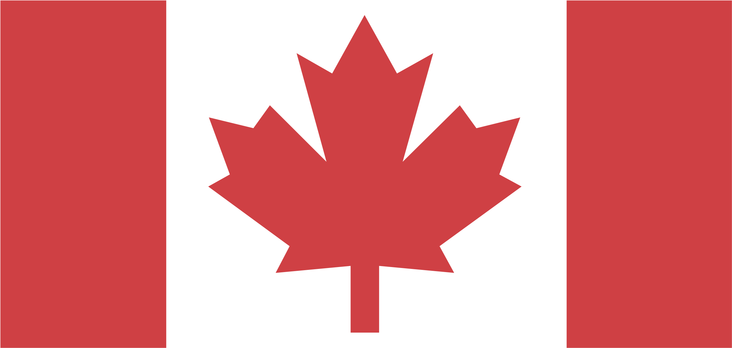 Canada Flag Black And White Clipart.