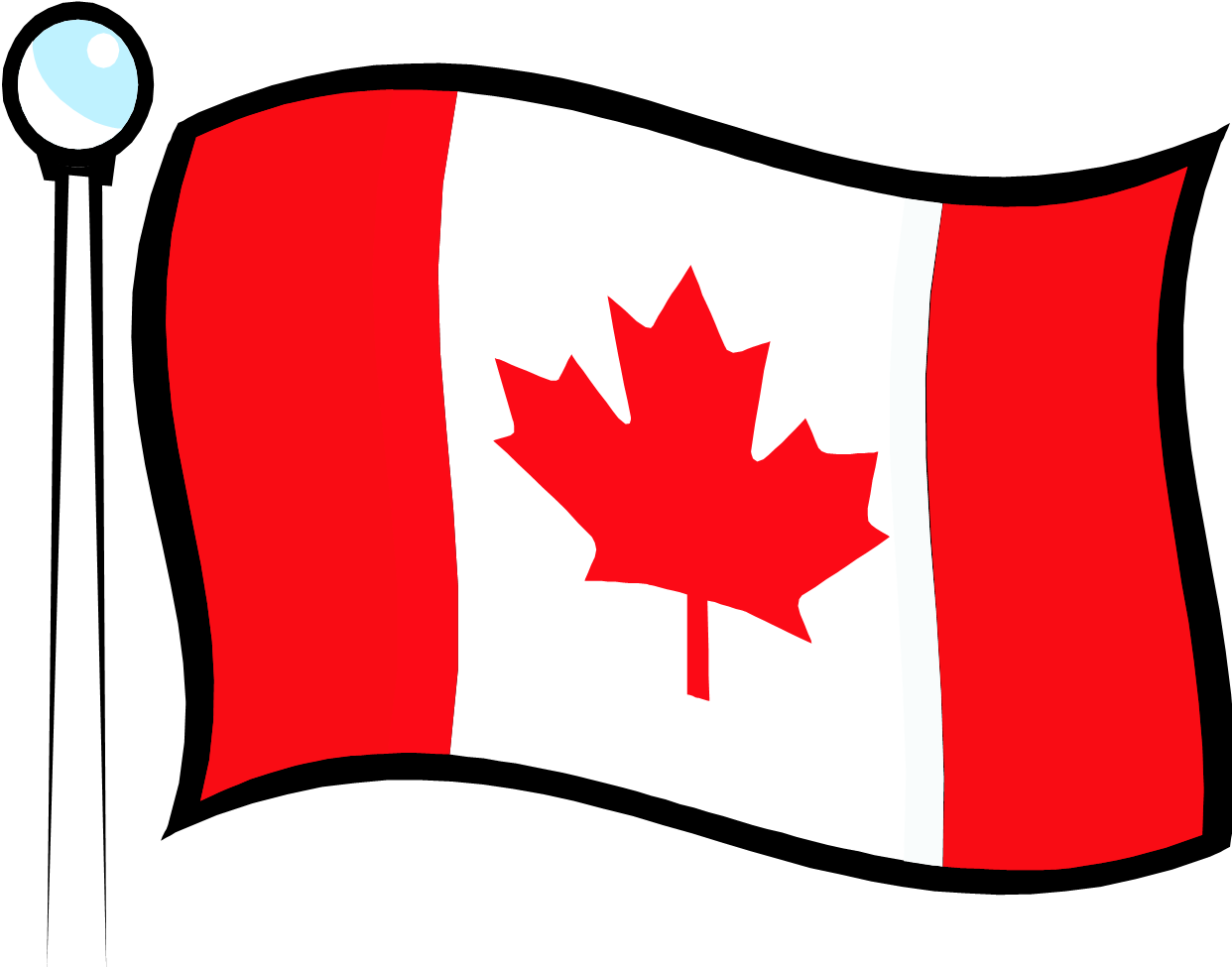 Free Canadian Flag, Download Free Clip Art, Free Clip Art on.