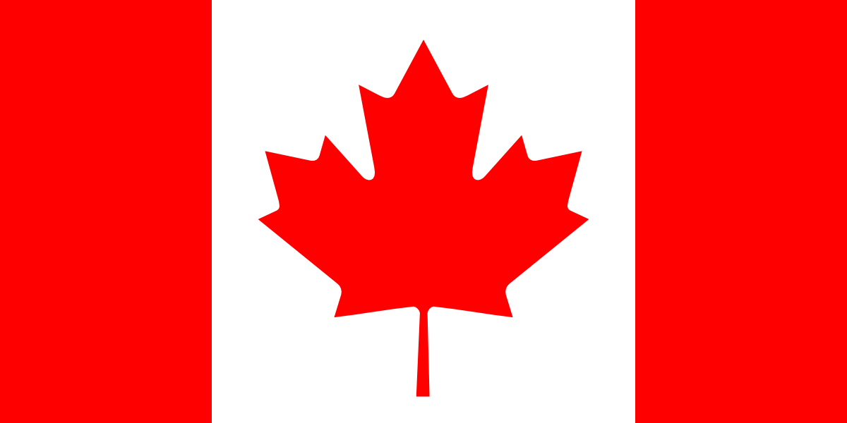 Canada Flag PNG Transparent Images.