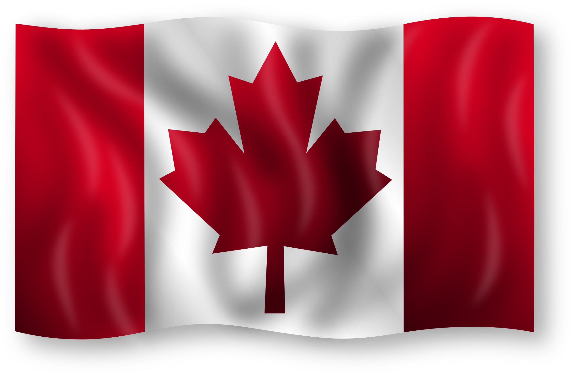Canada Flag PNG Image.