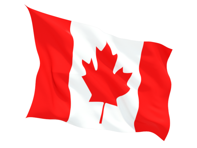 Download Canada Flag PNG Image.