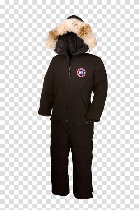 Hood Canada Goose Arctic Jacket, canada goose logo.