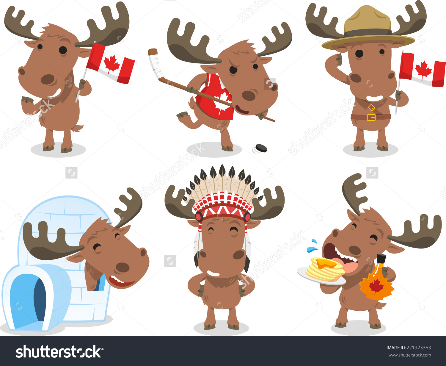 Showing post & media for Canadian moose cartoon.