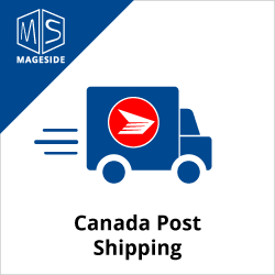 Canada Post Shipping.