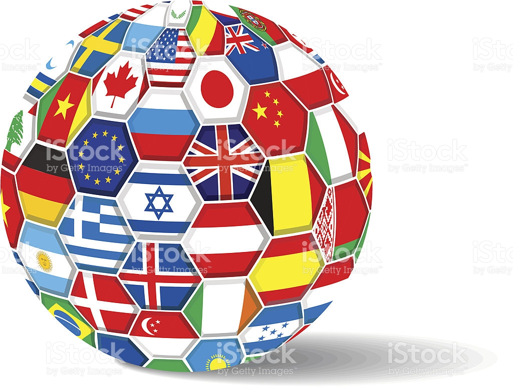 World Flags stock vector art 92733173.