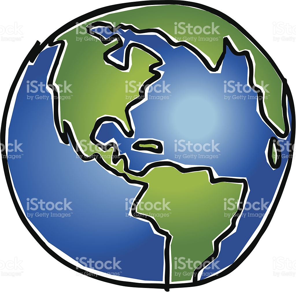Earth stock vector art 513532223.