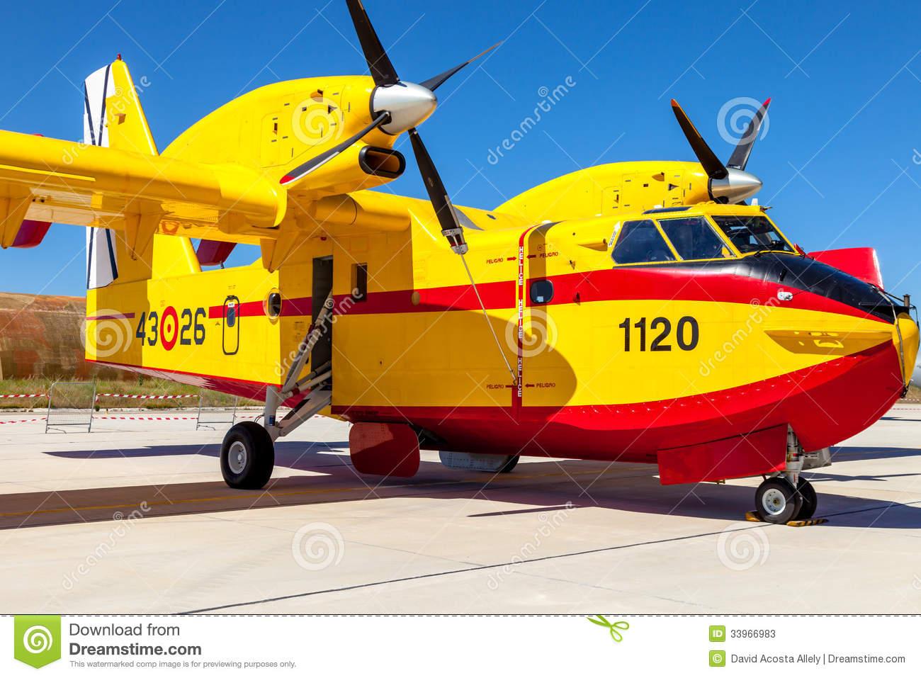Seaplane Canadair CL.