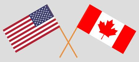 2,663 Canadian Flag American Flag Stock Illustrations, Cliparts And.