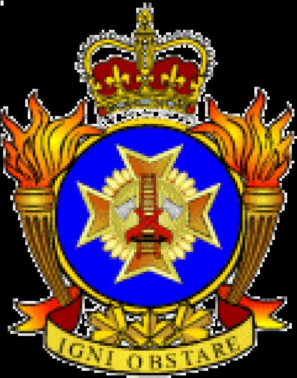 Cornol Clipart Canadian Army.