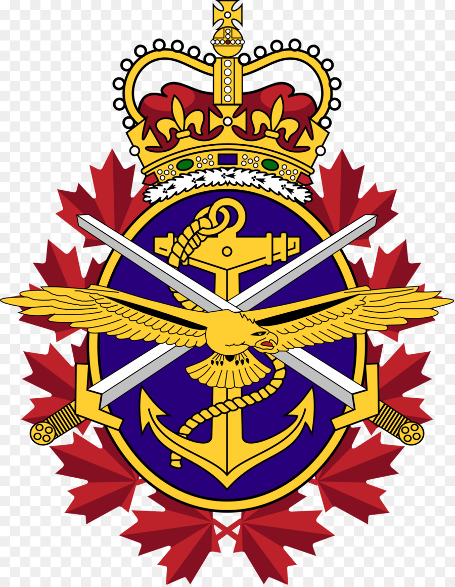 canadian forces emblem clipart Canada Unification of the.