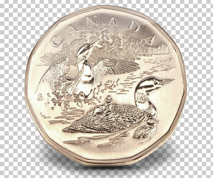 Dollar Coin Canada Loonie Canadian Dollar PNG, Clipart, Anniversaire.