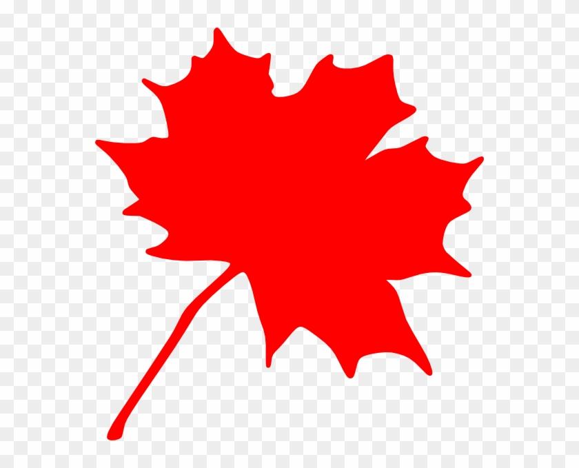 Canada Flag Clipart Leaf.