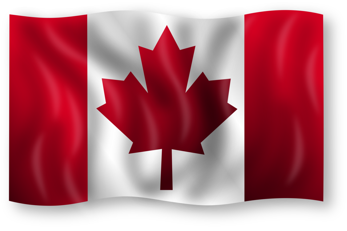 Canadian flag clipart free 4 » Clipart Station.