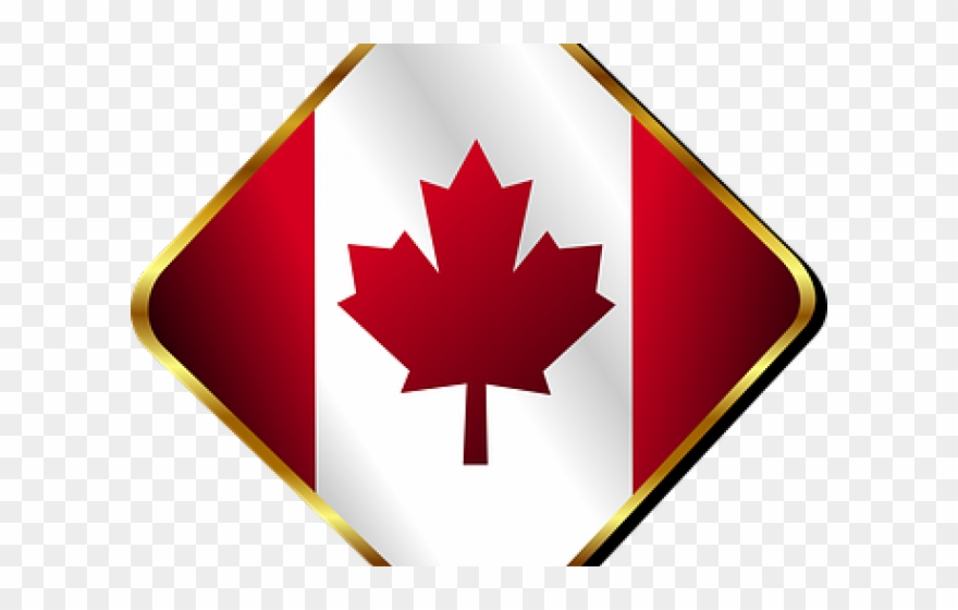 Maple Leaf Clipart Canadian Flag.